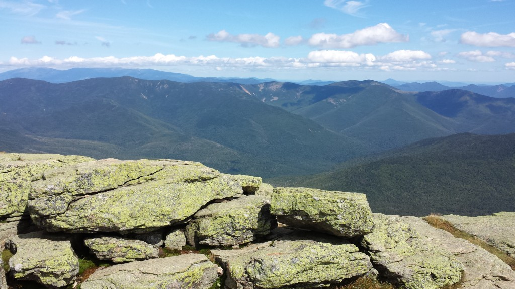 No bad views from Mount Lafayette