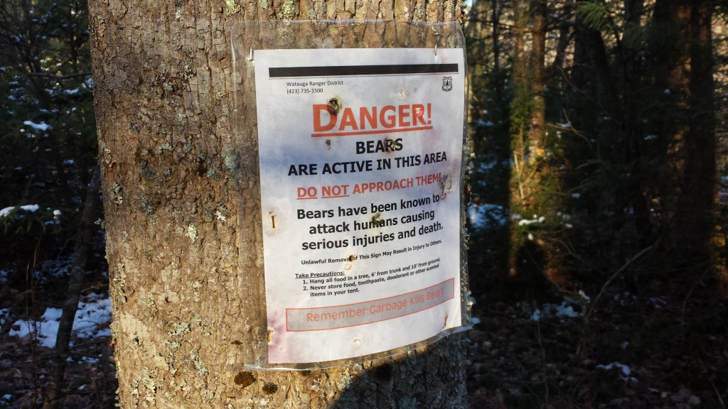 The Watauga Lake shelter is closed after two hikers were apparently mauled in the shelter in June, 2014